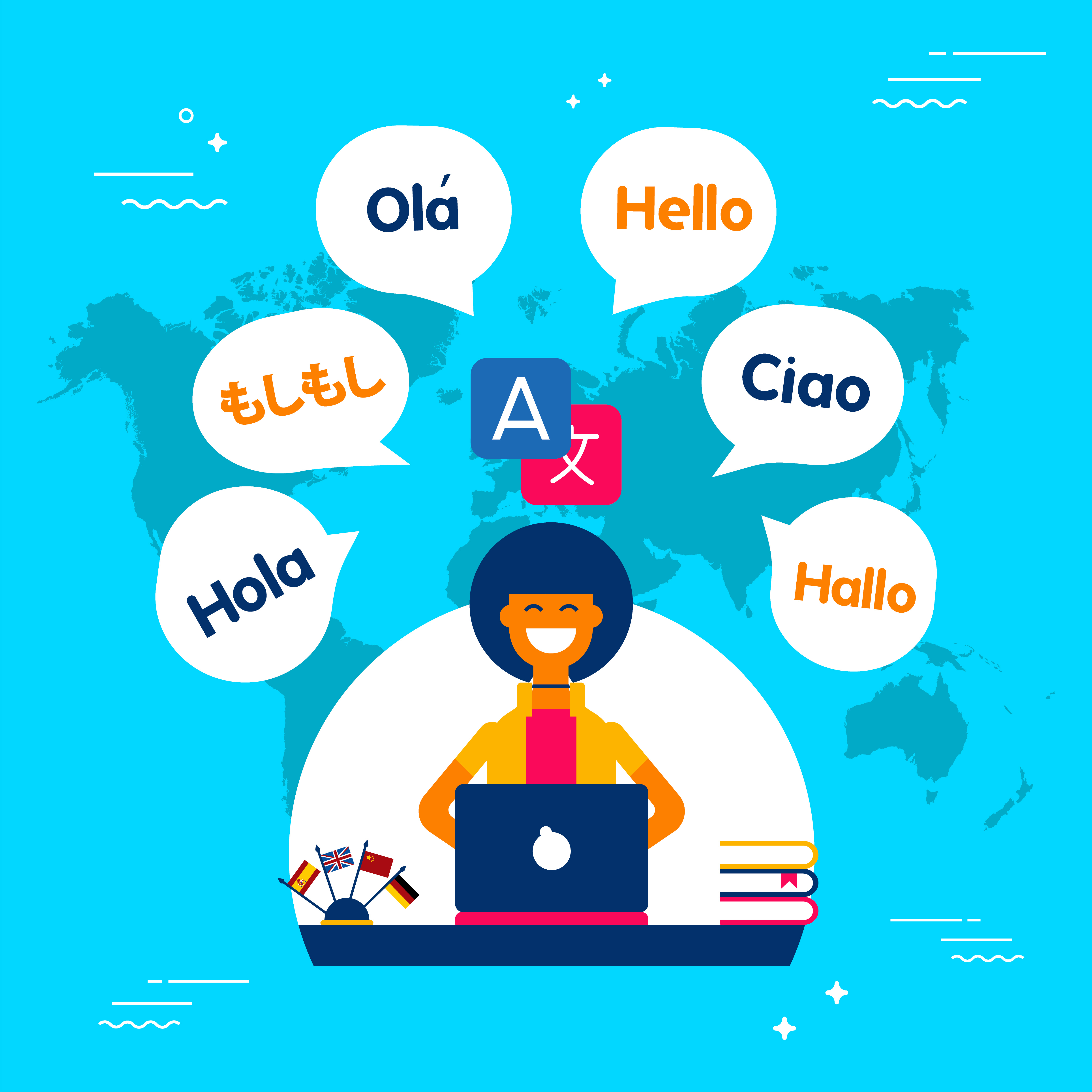 6 Ways to Practice a New Language Daily - Fluency Corp